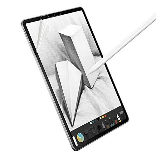 BENKS Schutzfolie für iPad 9,7 Zoll (2018/2017 Modell), iPad Air 1, iPad Air 2, iPad Pro 9,7-Zoll, Weich Matt Displayschutzfolie für iPad Pro 9,7 Zoll Folie Glas