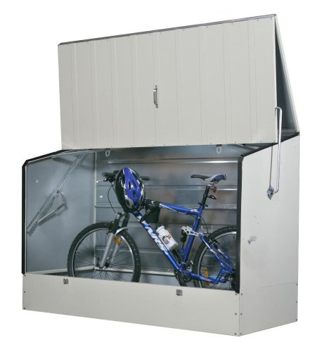 Tepro Fahrradbox creme