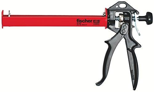 Fischer 53117 Auspresspistole KPM2 für Kartuschen bis 310 ml, 1 Stück