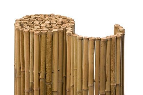 Noor Bambusmatte Deluxe 24 mm 100x250 cm
