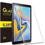 IVSO Samsung Galaxy Tab A 10.5 SM-T590/T595 Schutzfolie, 9H Härtegrad, Schutzfolie Displayfolie für Samsung Galaxy Tab A SM-T590/SM-T595 10.5 Zoll 2018 Tablet PC, (1 Packungen x)