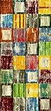 d-c-fix, Folie, Design Bahia, buntes Holz, selbstklebend, 67,5 x 200 cm
