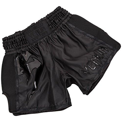 Venum Herren Giant Thaibox Shorts, Schwarz, L