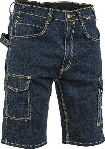 COFRA Arbeitsshort Worker Jeans MANACOR (58, blau)