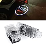 2 x LED Einstiegsbeleuchtung Tür Licht Logo Projektor Licht Logo Leuchten