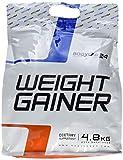 Bodylab24 Weight Gainer Vanille, ideales Verhältnis aus Kohlenhydraten und Eiweiß, über 1000kcal je Portion, 4.8 kg