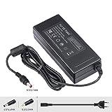 HKY 12V 3,33A Nezteil Ladekabel Ladegerät AC Adapter für 12V Korg Kaoss Pad KP2 KP3 KP-2 KP-3 Dynamic Effects SP170 SP170BK Digital Piano keyboard; KORG KA-310 DSA-0151AD-12A 500405015300 X50 61-Key microX R3 MR-1000 MR1000; SKY Receiver Humax PR HD 3000; LG Flatron LCD Monitor; Samsung Monitor Syncmaster 15'17'18' Monitor, mit Stecker 5,5*3,0mm + 6,5*4,4mm