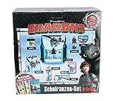 STYLEX 51051 - Dragons Schulranzen-Set