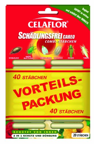 Celaflor  Schädlingsfrei Careo Combi-Stäbchen - 40 St.