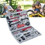 44x Fahrrad Werkzeugkoffer Werkzeugtasche Werkzeug Bike Reparatur Tool Box