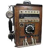 Telefonstation- Holz! Handys aufbewahren und laden!