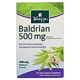Kneipp Baldrian 500 überzogene Tabletten 90 stk