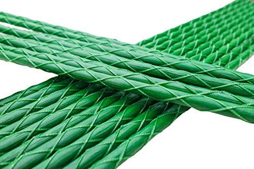 Nano-Garten 20 St Fiberglas Pflanzstab 60cm langlebig, rostfrei, knickt Nicht