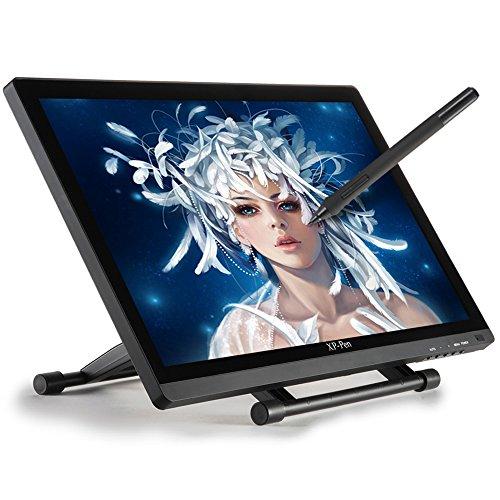 XP-Pen 22' Pen Display Interactive Pen-Monitor IPS-Panel HD Auflösung (EU Stecker)
