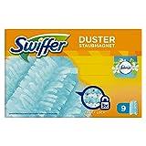 Swiffer - Staubmagnet Nachfüller mit Febrezeduft, 1er Pack (1 x 9 Tücher)