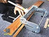230mm Pro LVT/VCT/LVP/WPC/Vinyl-Bodenbeläge Cutter LVP-230; Bester Kauf für Vinylböden!