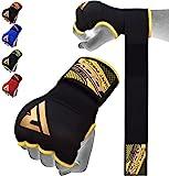 RDX Boxen Elastisch Innenhandschuhe MMA Boxbandagen Handschuhe Daumenschlaufe
