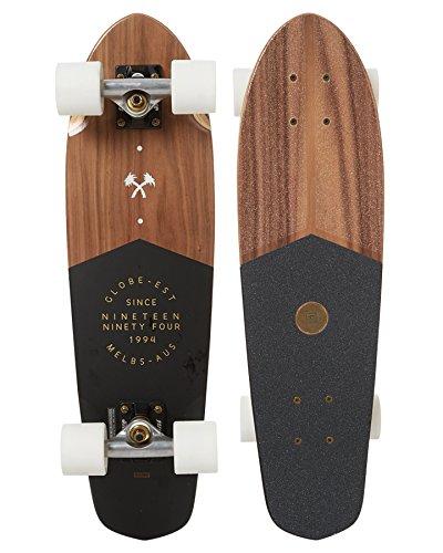 Globe Blazer Skateboard, Walnut, 26