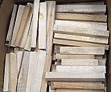 Hilmo - Feuerholz Anmachholz Anzündholz Brennholz Kaminholz 30 kg vorgetrocknet (30)