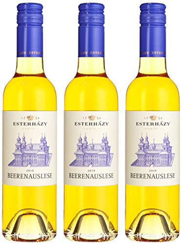 Schlossweingut Esterházy Beerenauslese Edelsüss 0375l Burgenland 2015  (3 x 0.375 l)