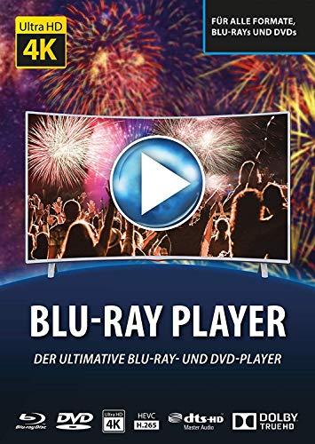 Bluray Player und DVD Player Software für Windows 10 / 8.1 / 7