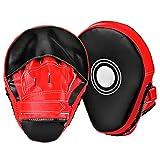 Queta Handpratzen Taekwondo vorgekrümmt Pratzen Trainerpratzen Kamfsport Boxen Pads 1 Paar Kickboxen Boxen