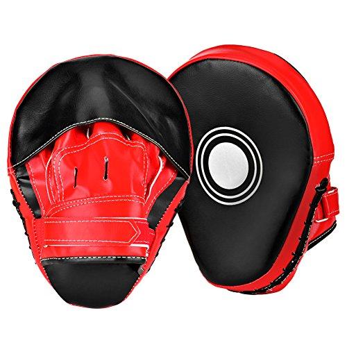 Queta Handpratzen Taekwondo vorgekrümmt Pratzen Trainerpratzen Kamfsport Boxen Pads Kickboxen Boxen Pratzen
