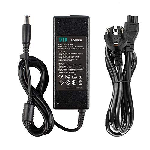 DTK 19V 4,74A 90W Notebook Laptop-Ladegerät AC-Netzteil für HP Laptop PPP012H 609940-001 391173-001 463955-001 384021-001 Stecker:7.4mm*5.0mm Ladegeräte Netzteile Netz Batterie-Stromversorgung
