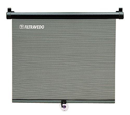Sonnenschutzrollo für Seitenfenster 65x55 cm (Länge x Höhe)