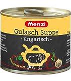 Gulaschsuppe ungarisch von MENZI, Sparpack mit 5 x 200g