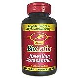 BioAstin Hawaiianisches Astaxanthin 4 mg, 120 Kapseln