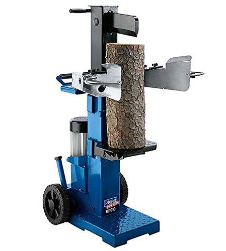 Scheppach Holzspalter stehend HL1010 - 230 V 50 Hz Spaltkraft 10T, 1 Stück, 5905402901