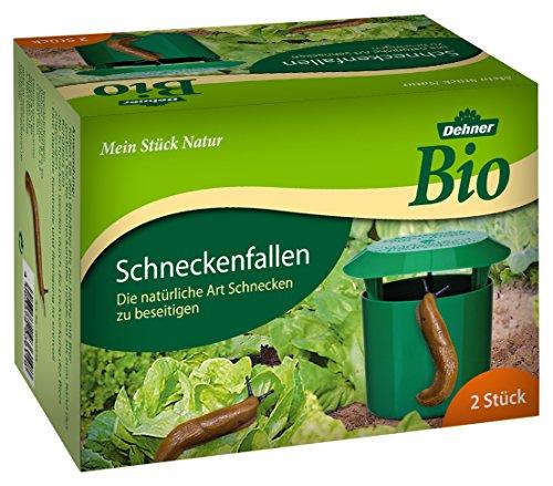 Dehner Bio Schneckenfalle, 2er Set
