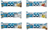 Frey Nutrition 55er Proteinriegel 20 x 50 g Mix-Box, 1er Pack (1 x 1 kg)