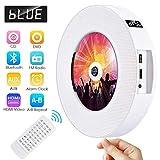 DVD/CD Bluetooth Player CD Player Tragbar an der Wand montierbar CD/DVD Player HDMI Eingebaute HiFi Lautsprecher
