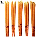 Sunglow konische Ohrkerzen mit Filter (20 Stück; 10x 2er Set)