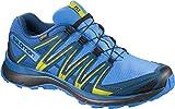 Salomon Herren XA Lite GTX Trailrunning-Schuhe, blau (indigo bunting/snorkel blue/sulphur), Gr. 45
