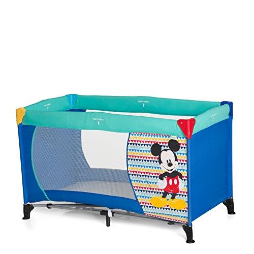Hauck Kinderreisebett Dream N Play Disney / inklusive Einlageboden und Tasche / 120 x 60cm / ab Geburt