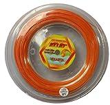 Tennissaite Hexaspin 200m orange für Topspin 1.25mm