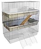 Erweiterungsset für Kaninchen- und Meerschweinchenkäfig GRENADA 100