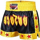 Muay Thai Boxing Shorts Kickboxen kurz MMA Boxen Training Short S