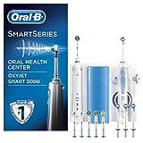 Oral-B Mundpflege Center Smart 5000 plus OxyJet Munddusche