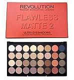 Makeup Revolution Makeup Revolution Palette-Schatten-Flawless Matte 2, 16 g
