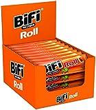 BiFi Roll – Herzhafter, original Salami Fleischsnack – Snack im Teigmantel – 24er Pack (24 x 50 g)