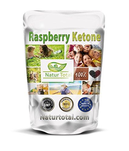 Raspberry Ketone 500 Kapseln MegaPack Abnehmen Fatburner Himberketone Diät