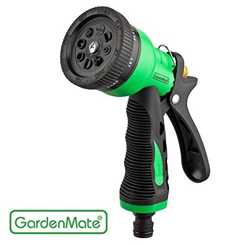 GardenMate Gartenbrause Handbrause UNIVERSAL 8-Funktionen