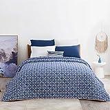 Bedsure Tagesdecke Bettüberwurf, Gesteppte Tagesdecke für doppelbett Sofa Couch mit gestepptem Muster, extra weich und atmungsaktiv für Schlafzimmer