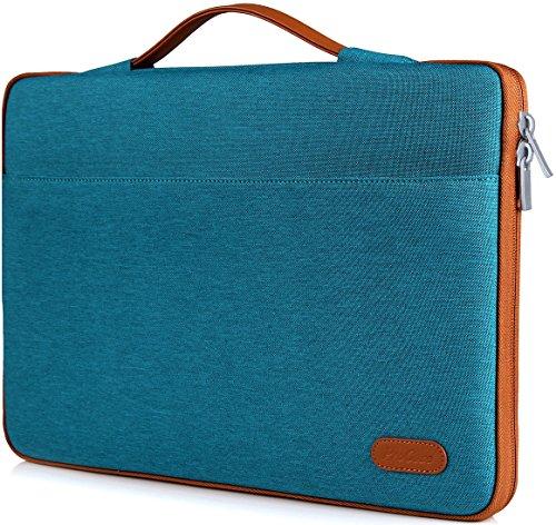 ProCase 14 - 15.6 Zoll Hülsen-Abdeckungs-Tasche, Ultrabook Notebook Tragetasche Handtasche für 14 '15' Samsung Sony ASUS Acer Lenovo Dell HP Chromebook Computer -Aquamarin