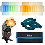 ExpoImaging ROGUEGEL-CC Rogue Flash Gels-Farbe Correction Filter Kit