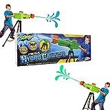 DRULINE XXL Mega Wasserkanone Spritzpistole Wasserpisole mit Ständer für Wasserschlauch